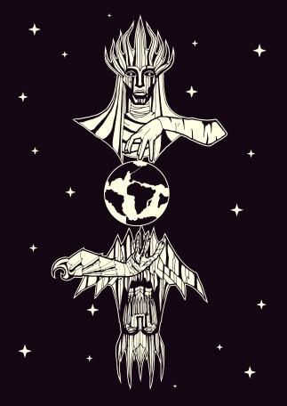 Iluvatar - Morgoth