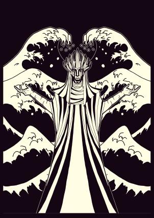 Iluvatar Sends a Great Flood