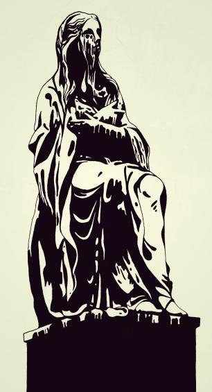 Liquid Statue